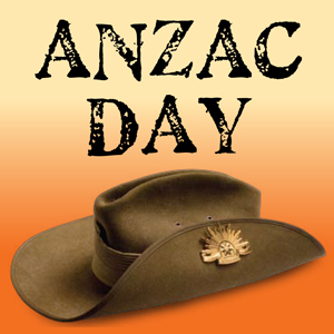 Congratulations Staff and Students on a wonderful ANZAC Day Service